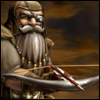 Baldur's Gate Dark Alliance 2 Dwarf Rogue Borador Goldhand avatar