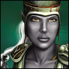 Baldur's Gate Dark Alliance 2 Drow Monk Vhaidra Uoswiir avatar