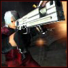 devil may cry dante with gun avatar