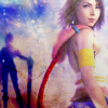 final fantasy X2 Yuna and Paine avatar