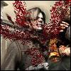 Resident Evil 4 gory avatar