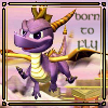 Spyro The Dragon avatar
