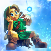 The Legend of Zelda Ocarina of Time Link avatar