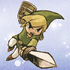 The Legend of Zelda The Wind Waker Link avatar