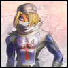 The Legend of Zelda Ocarina of Time Sheik avatar